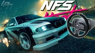 LENKRAD GAMEPLAY! JANUAR UPDATE - NEED FOR SPEED HEAT | Lets Play