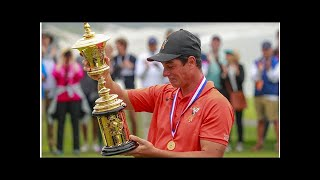 Viktor Hovland Of Norway Caps Dominant Week With Dominant Victory In U.s. Amateur Final
