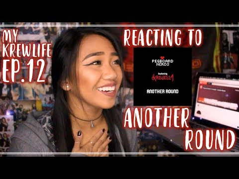 My KREWLIFE Episode 12: Reacting To ANOTHER ROUND