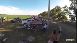 11 зрителей пострадало на ралли Дакар, в Аргентине.