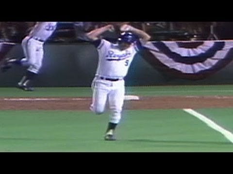 1985 WS Gm6: Iorg Wins It In The Bottom Of The Ninth