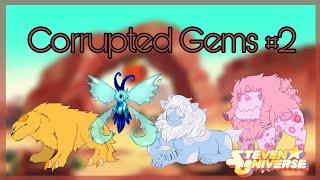 Steven Universe-Corrupted Gems #2 (Fanart's)