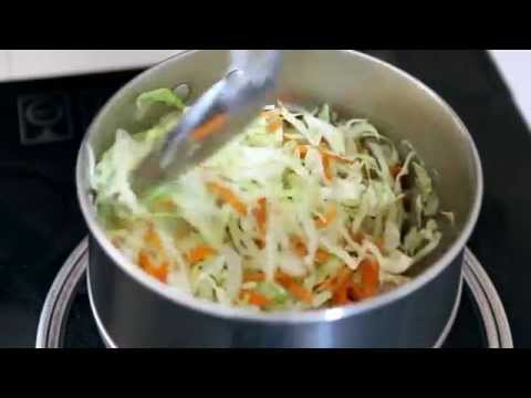 Cabbage Soup Recipe for Diet and Weight Loss