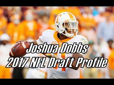 Joshua Dobbs NFL Draft Profile - 2017 NFL Draft