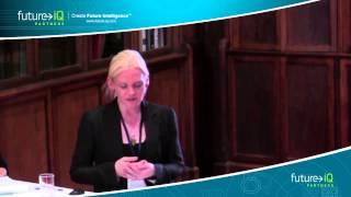 Language and Culture Panel, Windsor Castle, October 2012 - Celine Beurle