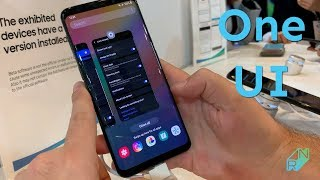 One UI Samsung Galaxy S9+ / Note 9 Android 9 Pie Prezentacja | Robert Nawrowski