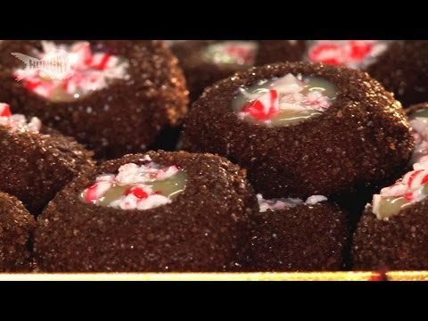 Cookies With Chocolate And Peppermint With Matt Lewis And Renato Poliafito