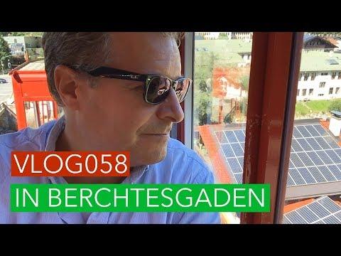 Vlog058 Comedy in Berchtesgaden