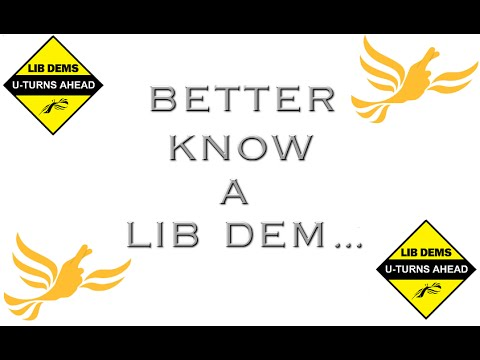 Better Know a Lib Dem (2010 Election Promises Edition - Extended)