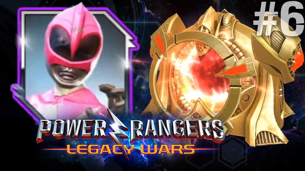Epic Power Rangers: Legacy Wars Gameplay Episode 6 - Ultra ...