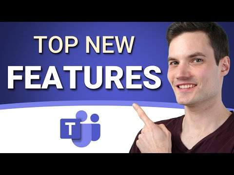 🚀 All the Top New Features in Microsoft Teams