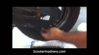 How to change your Scooter Gear Oil