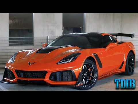 2019 Corvette ZR1 Review-America's Widow Maker