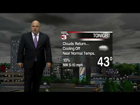 ROB'S TODAY'S WEATHER FORECAST 6PM PART 1 1/23/2020