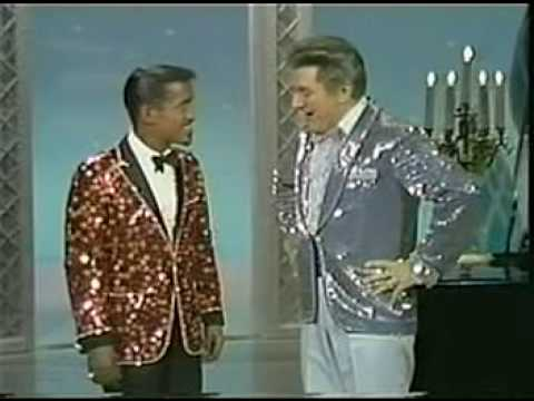 Sammy Davis Jr. hosts Hollywood Palace 2-11-67 with Liberace (5 of 6)