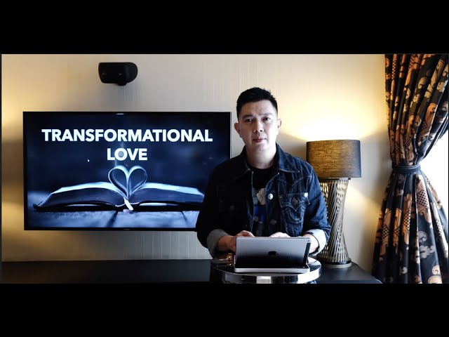27 September: Transformational Love ~ Ps. Robby Andrianus