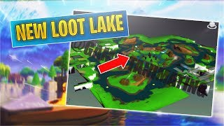 *Leaked* LOOT LAKE After The BUTTERFLY EVENT! (Fortnite)