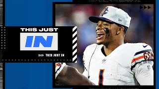 Max's thoughts on the best time for Justin Fields to start for the Bears | This Just In