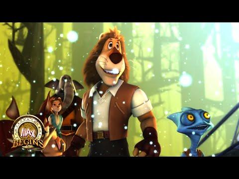 Ep 5: El Cristal Fuerza de León | Max Inicia - Aventuras Max®