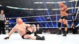 Every Goldberg match since his return WWE Playlist