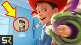 Things You Missed In the Toy Story 4 Trailer