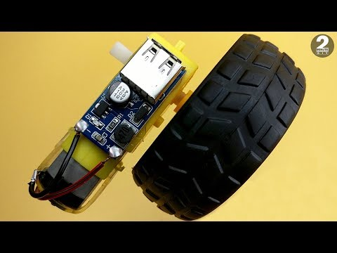 How to Make a Human Powered USB Charger