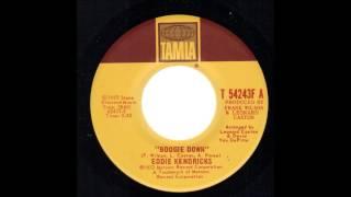 """Eddie Kendricks - """"Boogie Down"""""""