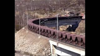 MTAB El 15 New Norddal bridge Narvik C Ofotbanen