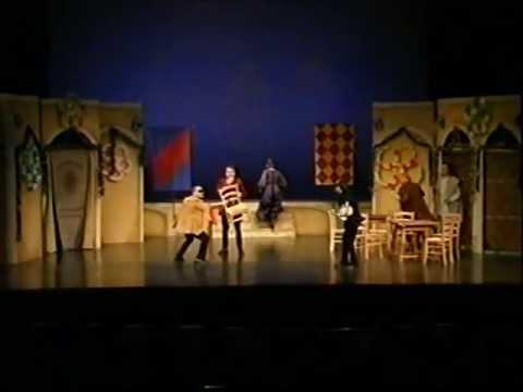 """Franz von Suppé """"BOCCACCIO"""" Full operette part 1"""