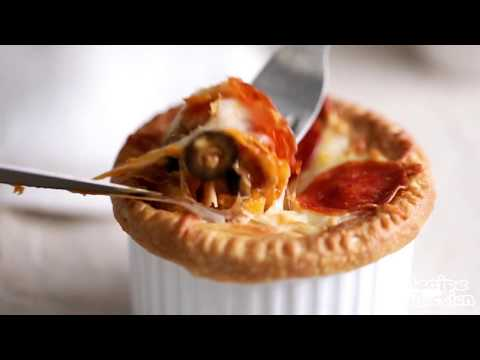 How to Make Pizza Pot Pie Recipe