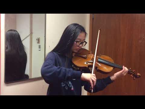 Justine Lin- Violin MUSC 119