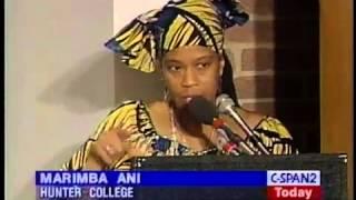Dr. Marimba Ani - Race & Racism