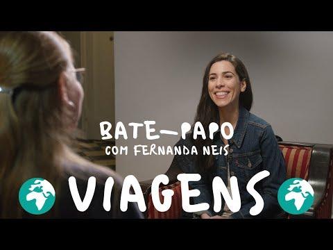 Real Conversation in PORTUGUESE  Bate-papo sobre viagens  Speaking Brazilian