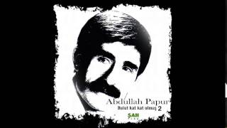 Abdullah Papur - Hani Gelecektin Zalim Yar - [ Official Music © ŞAH PLAK ]