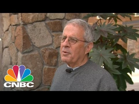 NBCUniversal's Ron Meyer Talks Future Of Movies, Amusement Parks | CNBC