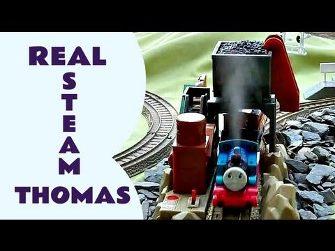 Tomy Steam Along Thomas Train Set Kids Toy Thomas The Tank