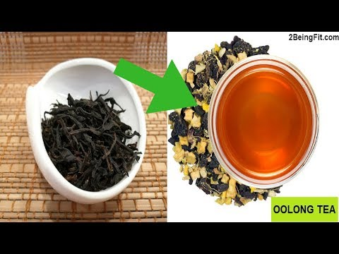 Oolong Tea Benefits the Brain, Heart, Skin & More