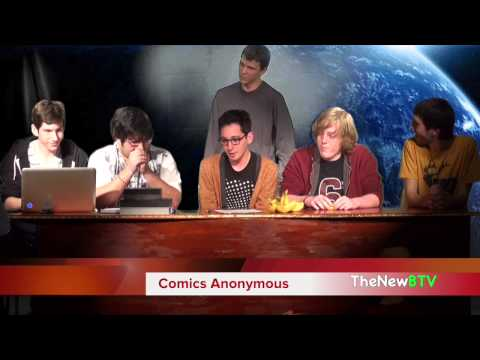 Comics Anonymous Episode #3