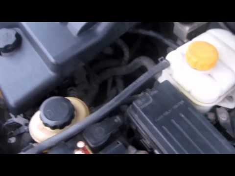 Двигатель работает с перебоями