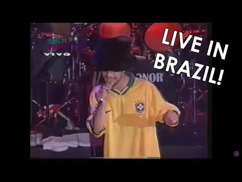 Jamiroquai Live In Brazil 1997