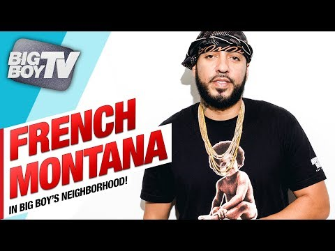 French Montana Celebrates His Ciroc French Vanilla Vodka Release!