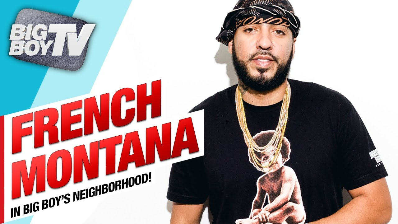 French Montana Celebrates Release From Hospital With 'Montana ...