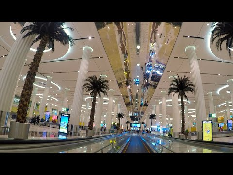 Dubai International Airport - 2020