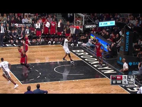 Quarter 4 One Box Video :Nets Vs. Heat, 2/10/2017 12:00:00 AM