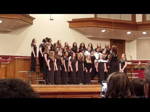 Elmore Park Middle School Choir Spring Concert 2016