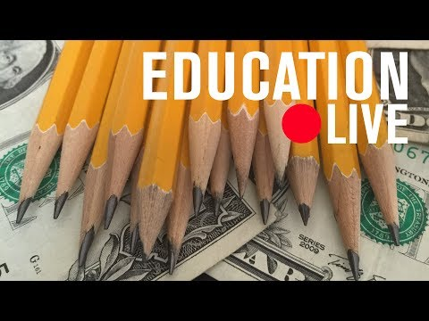 School finance and opportunity: The law and the road ahead | LIVE STREAM