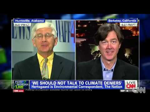 Piers Morgan - What Is Man's Role In Climate Change? - 11/11/2013
