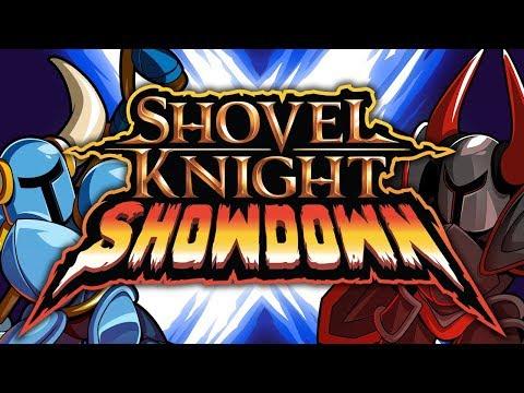 Shovel Knight Showdown Trailer