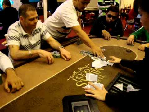 TPC's Motherboard, Midas Touch Poker Sports Club
