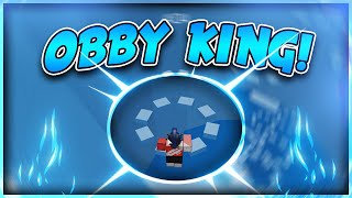OBBY KING! [Tower Of Heck ROBLOX]